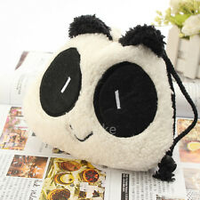 Panda Fluffy Pouch Cover Pocket For Fuji Instax Camera Bag Mini 7s 8 25 50s