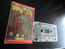 DEMONS KISS COMMODORE 64 128 C64 BYTE BACK 1990 TESTED WORKING COMPLETE RARE