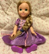 "Disney Tangled ""Princess Rapunzel"" Playmates/ TollyTots Doll"