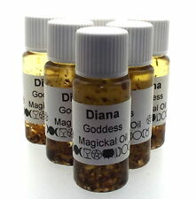 Diana Goddess Herbal Infused Botanical Incense Oil