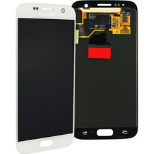 Original Samsung Galaxy S7 G930F LCD Display Toucheinheit Touch Screen - Weiß