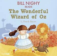 Bill Nighy Reads The Wonderful Wizard of Oz (Famous Fiction) by L. F. Baum (CD-A