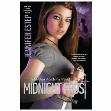 Midnight Frost (The Mythos Academy)