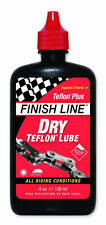 FINISH LINE Dry Teflon Lubricant - Bike Bicycle Cycle BMX Lube 4oz NEW!
