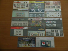 2008 YEAR SET OF 14 PRESENTATION PACKS (Nos 407 to 419 + M17) IN MINT CONDITION