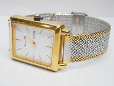 SONATA Classy Analog Gold-Steel Chain Watch for Mens 7078YAH
