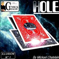 Mickael Chatelain - Hole + DVD - Tour de Magie