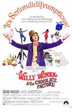 Willy Wonka and the Chocolate Factory 11 x 17 Movie Poster - Style A