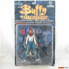 "Buffy the Vampire Slayer Willow 6"" figure white shirt jeans Moore BTVS - worn"
