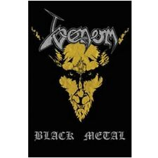 Venom Black Metal Official Fabric Poster Flag Premium Textile New