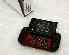 Sidekick Slide RED HipTop Motorola Q700 UNLOCKED Scarlet Call TXT Cell Phone