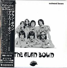 ALAN BOWN-OUTWARD BOWN-JAPAN MINI LP BONUS TRACK CD Fi83