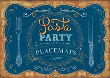 Pasta Party Placemats, Lucia
