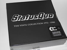 LP-BOX: Status Quo – The Vinyl Collection 1972-1980, NEU & OVP (A5/6/117.59)