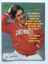 Sports Illustrated Tom Seaver Reds July 27, 1981