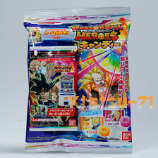 Japanese Food Dragonball Heroes Candy Vol.4 Carddass TCG Bandi Special SALE!