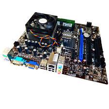 MSI K9N6PGM2-V2, Skt AM2+MB w/ AMD Athlon II 610e 2.4GHZ & 1GB Crucial Memory
