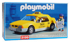 Playmobil® 3199 City Life Taxi - Yellow Cab - MISB NEU/OVP