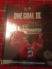 One Goal III- The Chicago Blackhawks Brand new Factory Sealed