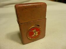 1991 NRA Junior Sectional 3-Position Lighter Flip Top Windproof 4 Barrel