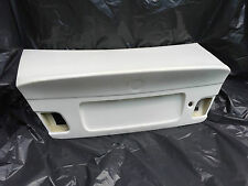 BMW E46 COUPE M/3 2DR CSL STYLE Full Street TRUNK Heckklappe FPR Fiberglass
