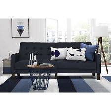 Sofa Bed Convertible Couch Storage Arms Futon Sleeper Furniture  Chaise Lounge