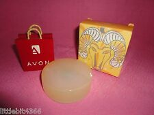 NIB & WRAPPED AVON HOROSCOPE SIGNS OF ZODIAC ARIES SOAP & NECKLACE MEDALLION