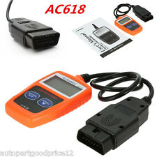 AC618 Car Fault Code Reader CAN OBD2 OBDII Auto Engine Diagnostic Scanner Tool