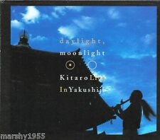 Kitaro - Daylight, Moonlight Live In Yakushiji 2CD Set