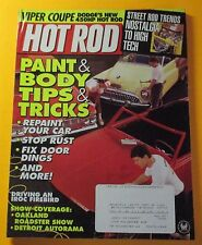 HOT ROD MAGAZINE JUNE/1996...VIPER COUPE: DODGE'S NEW 450HP HOT ROD