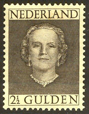 NETHERLANDS #320 Mint NH - 1949 2 1/2g Juliana