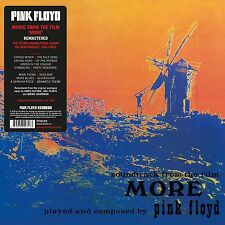 PINK FLOYD MORE - SOUNDTRACK FROM THE FILM 180 GRAM VINYL LP (STEREO) NEW+SEALED