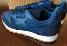 Reebok Classic Leather SPP Navy Blue Mens Size 12 New in Box