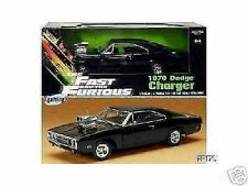 1:18 ERTL Joyride  Fast & Furious 1970 Dodge Charger Vin Diesel STARK in Filmbox