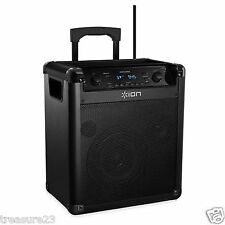 ION Block Rocker Explorer IPA76S  Audio Sound System 50W Wireless Bluetooth