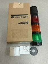 NEW IN BOX ALLEN-BRADLEY TOWER LIGHT STACK ASSEMBLY 855TC-B24Y3Y5Y4P1 SERIES C