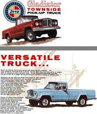 Jeep 1965 - Gladiator Townside Pick-up Truck