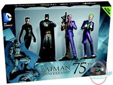 Dc Masterpiece Figurine Magazine Batman 75th Anniversary Set Eaglemoss