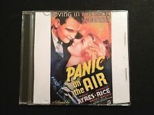 PANIC ON THE AIR Classic DVD 1936 Lew Ayres, Florence Rice, Benny Baker