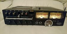 Sony  TC-158SD Stereo Cassette Recorder - rare