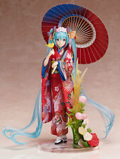 Anime new Miku-Kimono -1/6 auction Figure,Figurine Toys, 23cm new in box!