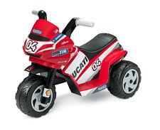 mini ducati desmosedici dovizioso 6 V volt moto gp motorbike peg perego MD0005