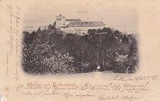 AK, ~1898, Gruss aus Ballenstedt, Schloss, nach Berlin,