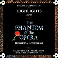 Highlights from the Phantom of the Opera [Special Gold Edition] by Phantom of t…