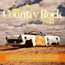 CD New Country Rock Vol.12 von Various Artists