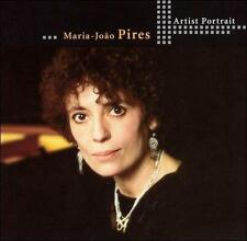 Artist Portrait: Maria-Joao Pires  17 Songs  HITS  Minty CD  New Case