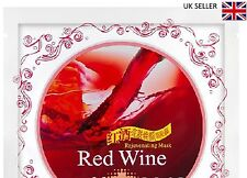 Rolanjona Red Wine lighting and whitening facial mask skin care