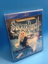 Sucker Punch (Blu ray, 2 Disc Set 2011) Emily Browning, Brand New