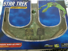 Star trek 6 electronic bird of prey starship model