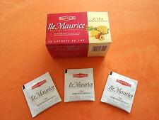 BOIS CHERI Schwarzer Tee Tropical Fruits Mauritius Wellness Hochzeit Tea Rum Caf